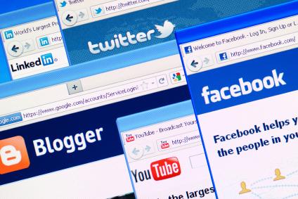 Social media hookup sites