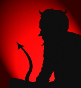 red devil, ULC, Halloween