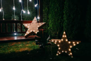 decorative stars symbolizing astrology